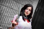 Bioshock Infinite Cosplay at ArcadeCon2014