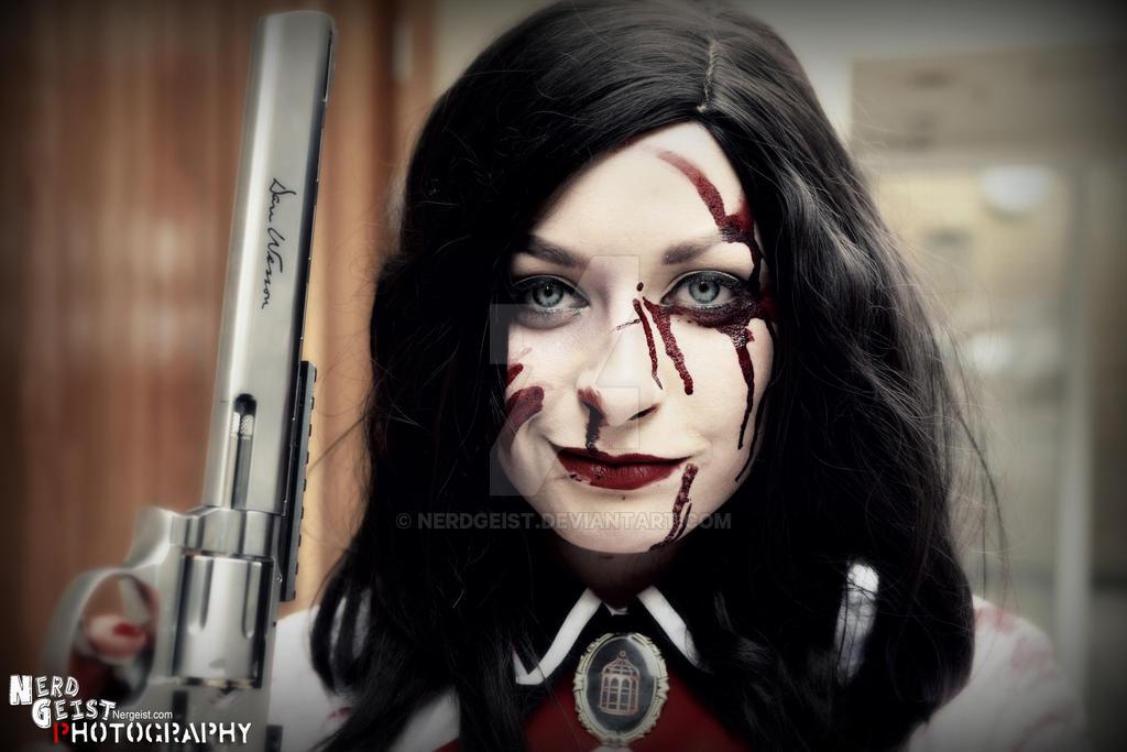 Bioshock Infinite Cosplay at ArcadeCon 2014