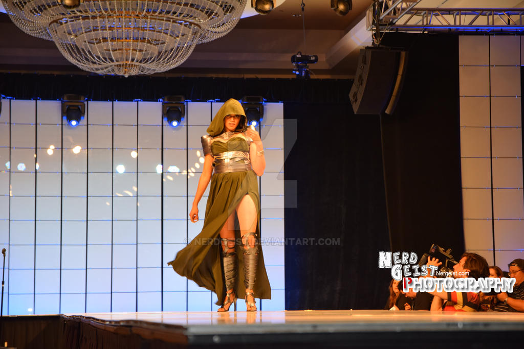 Doctor Doom dress by Maggie S.Chan