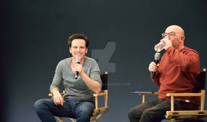 Andrew Scott Q and A at Apple Store (London)