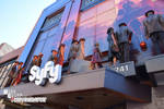 Syfy Ascension Cafe at SDCC 2014