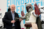 Jeremy Bulloch at Edinburgh Film Festival 2014