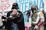 Boba Fett at Edinburgh Film Festival 2014