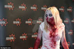 Zombie at Life After Beth Premiere EIFF 2014