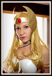 She-Ra Cosplay at ArcadeCon 2014