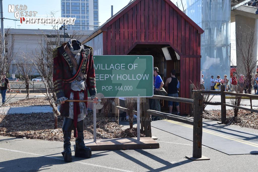Sleepy Hollow Oculus Rift at SDCC 2014