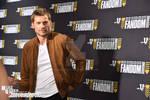 Nikolaj Coster-Waldau at MTV Fandom Awards 2014