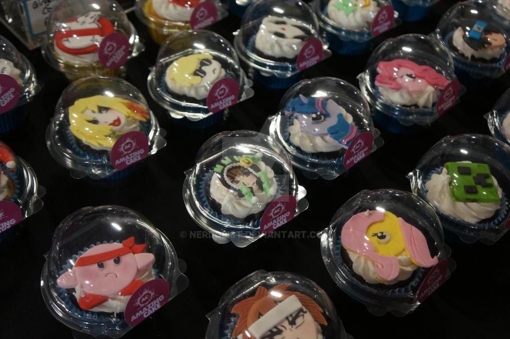 Amazing Cake Company cupcakes