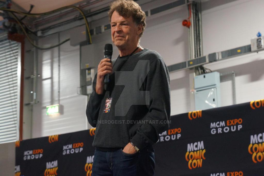 John Noble at MCM Belfast Comic Con 2015