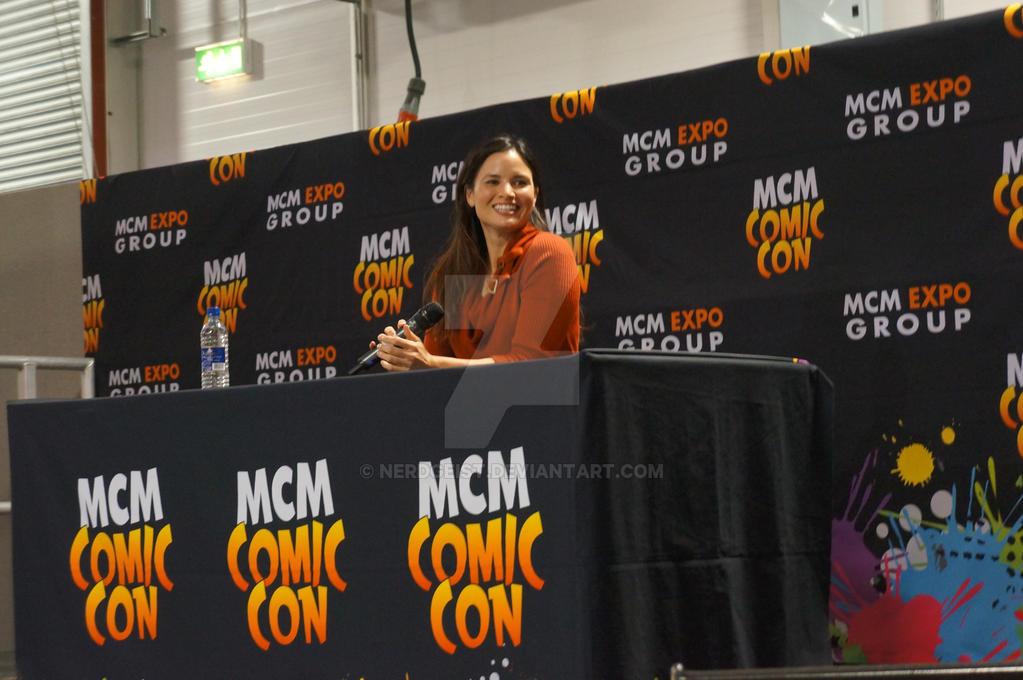 Katrina Law at MCM Belfast Comic Con 2015