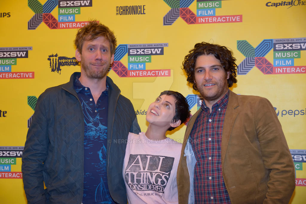 Night Owls Director and Cast at SXSW 2015
