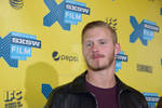 Alexander Ludwig at SXSW 2015 Film Festival