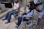 Catatonic VR at WIRED Cafe during SDCC 2015