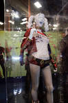 Harley Quinn Suicide Squad costume at SDCC 2016