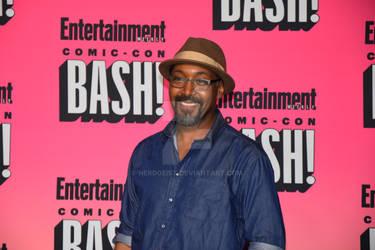 Jesse L. Martin at San Diego Comic-Con 2016