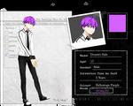 [Dis-Colour App] Demitri Hale