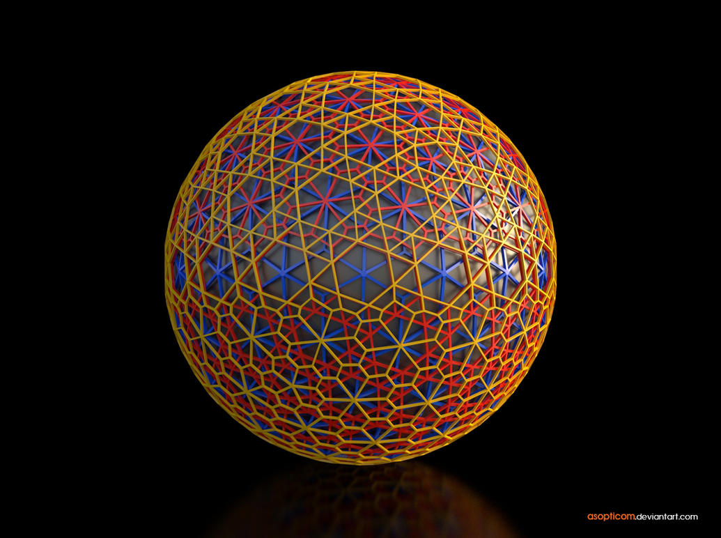 Tesselletion (Shape90) by asopticom