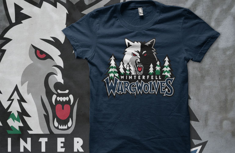 Winterfell Warwolves by Fuacka