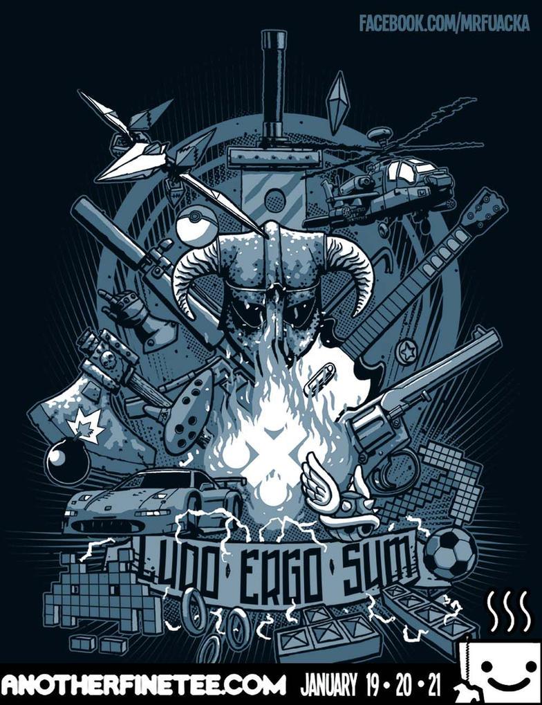 Ludo Ergo Sum by Fuacka