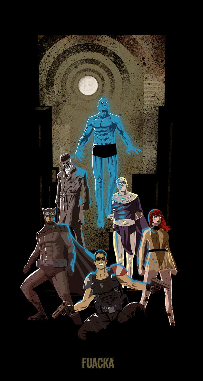 Who watches the Watchmen by Fuacka