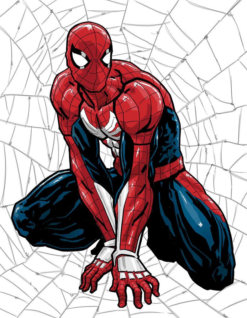 Spiderman 2 by Fuacka