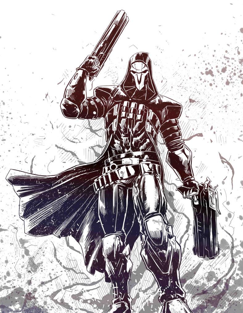 Reaper by Fuacka