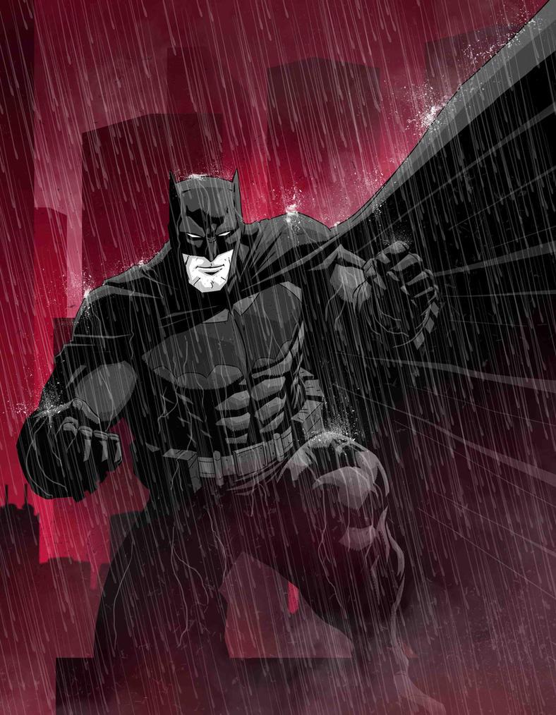 Batman by Fuacka