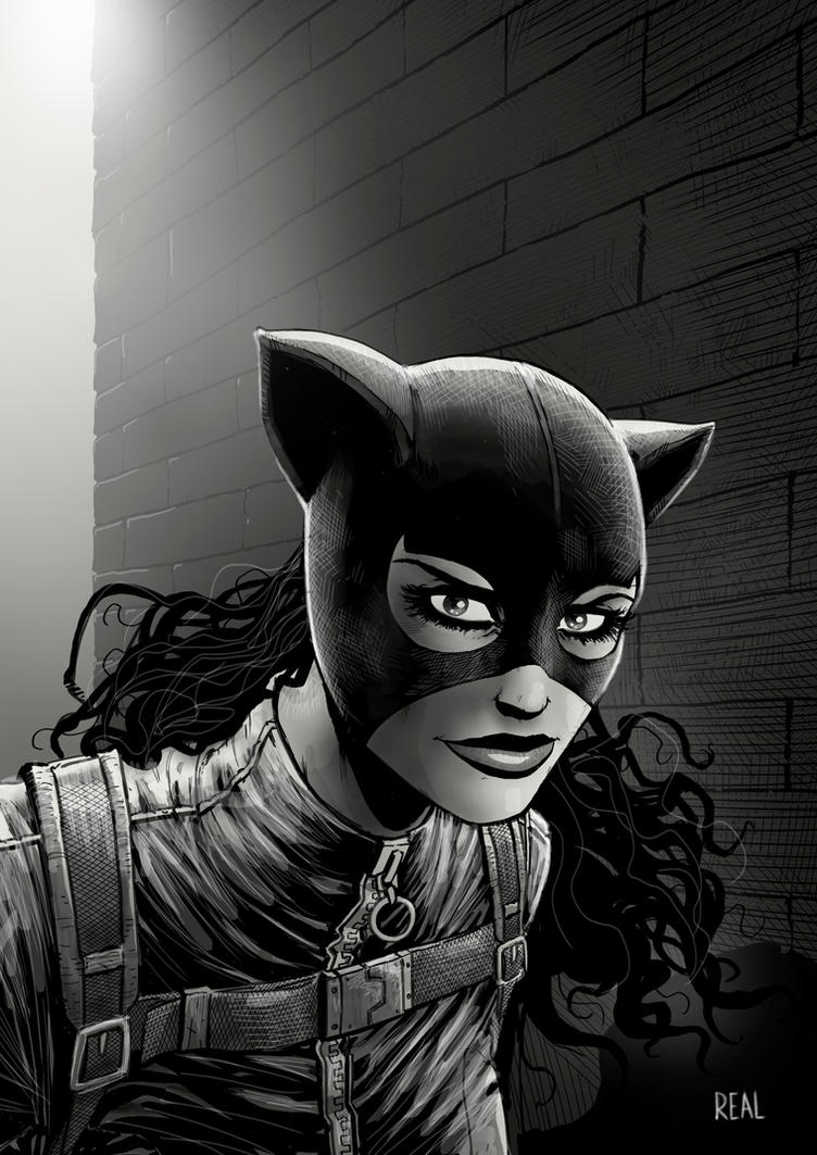 Catwoman by Fuacka