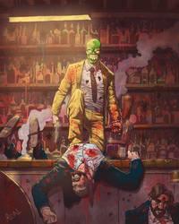 The Mask by JoseRealArt