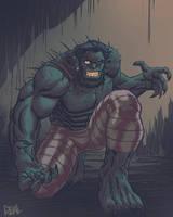 Dark Beast by JoseRealArt