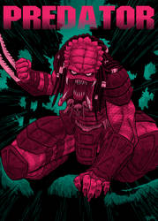 Predator by JoseRealArt