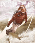 Rocketeer by JoseRealArt