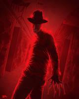 A Nightmare on Elm Street by JoseRealArt