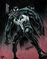 Venom by JoseRealArt