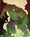 Hulk by JoseRealArt