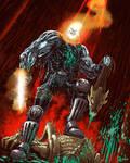 Ghostrider 2099