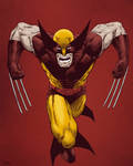 Wolverine Brown and Golden