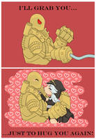Blitzkrank and Ashe by Connyponny