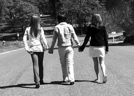 Love of Friends by jayneallene