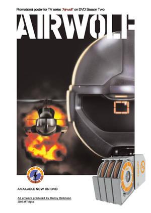 Airwolf: Season Two by Artdigital