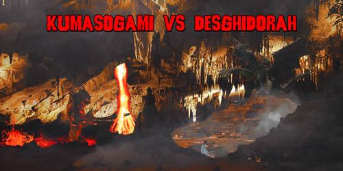 Kumasogami vs Desghidorah