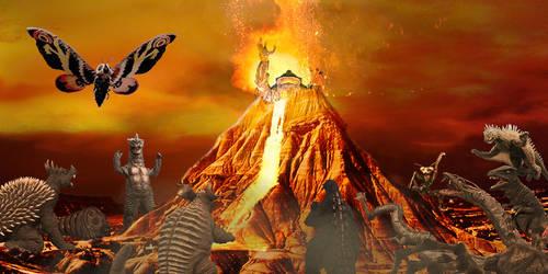 Obsidius vs Monsterland