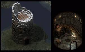 Icewind Tower by eawyne