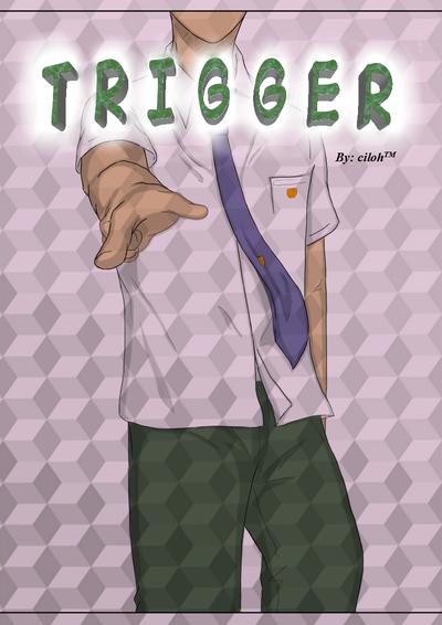 Manga 3 - Trigger by munchiesTM