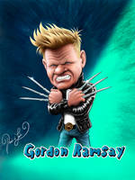 Gordon Ramsay Listo- -Mediana 2 by Darilarts