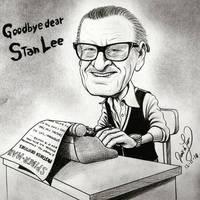 Stan Lee by Darilarts