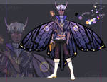 Butterfly demon AUCTION [CLOSED]