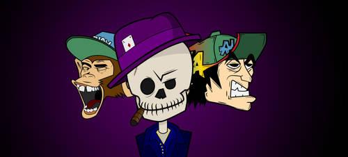 Random Characters by Stijn B.