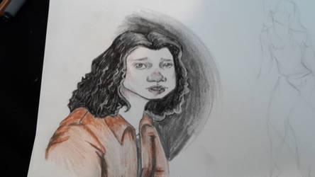 Blair Sandburg by sophiemartineau
