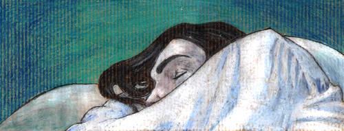 Sleeping king by sophiemartineau